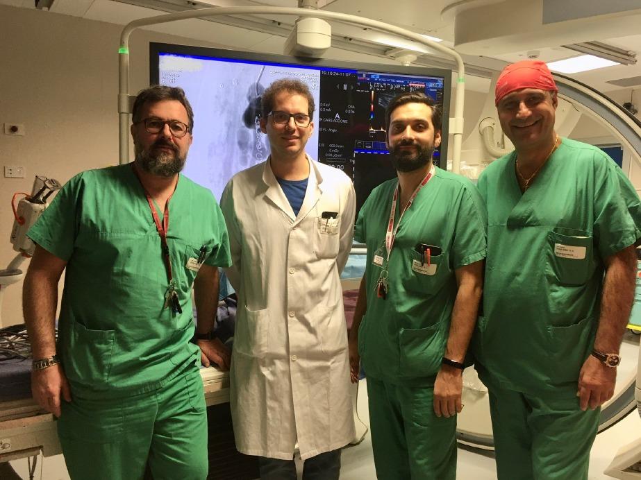 Crema News - Riconoscimento per l'équipe medica