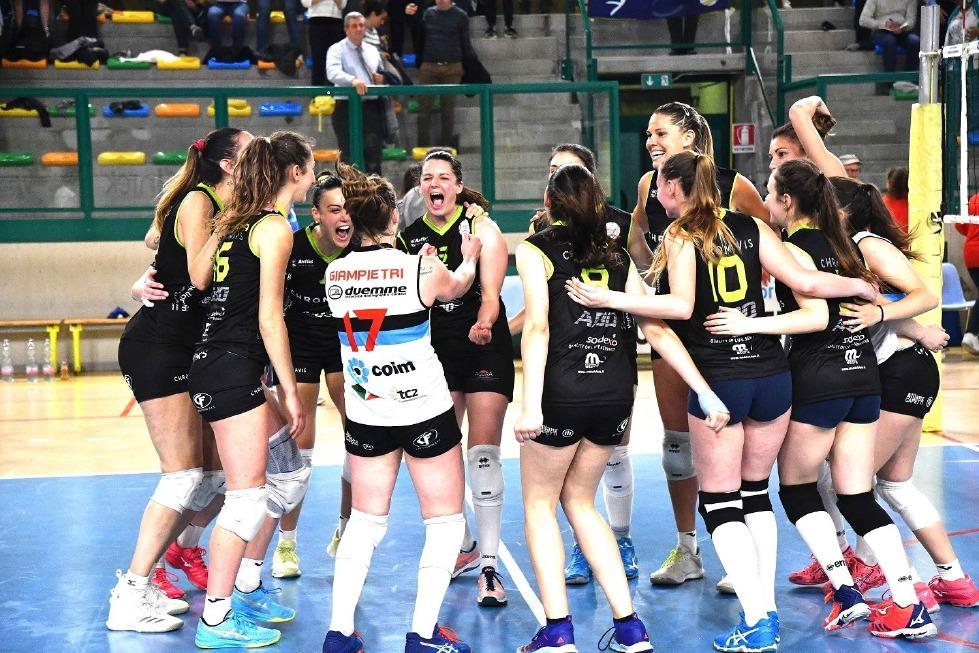 Crema News - Volley, serie B1 femminile, Chromavis ok, risultati e classifica