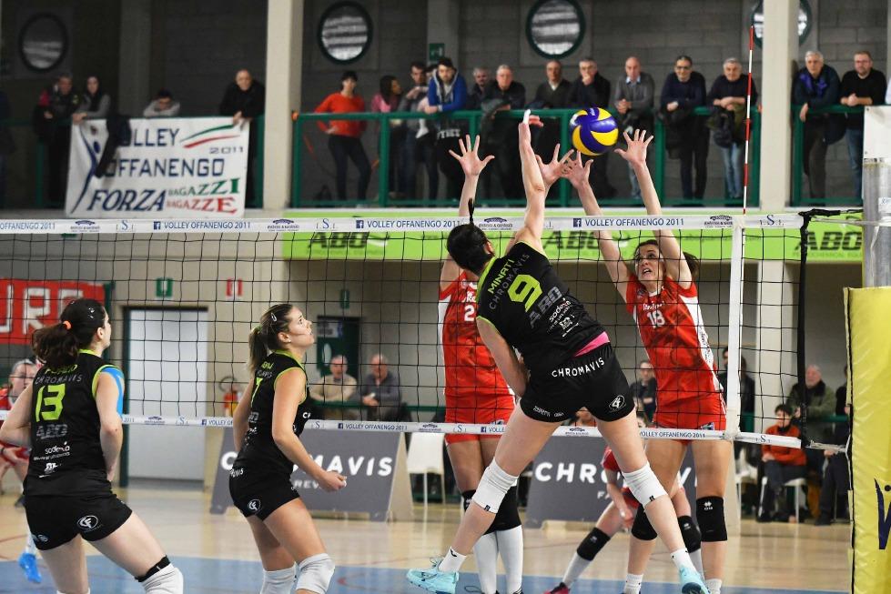 Crema News - Volley, serie B1 femminile
