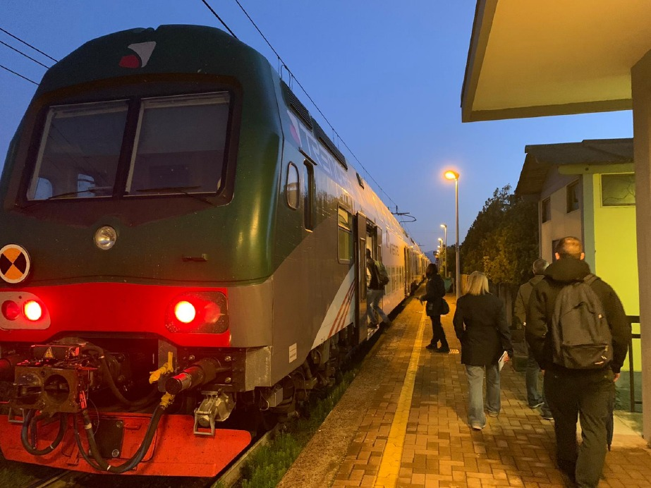 Crema News - Treni, in ritardo