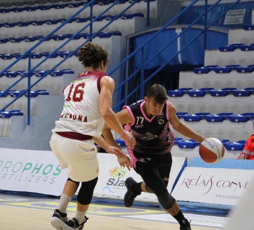 Crema News - Basket, serie B1 maschile. Turno infrasettimanale