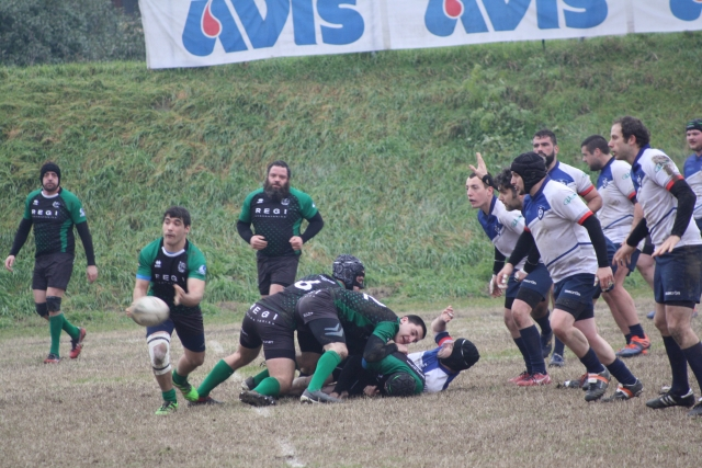 Crema News - Rugby, serie C. Sconfitta indolore