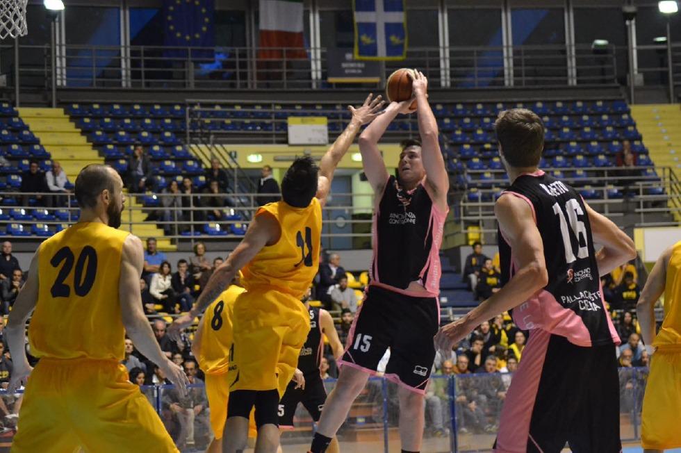 Crema News - Basket, serie B1 maschile: risultati e classifica