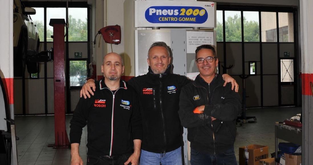 Crema News - Pneus2000, non solo gomme