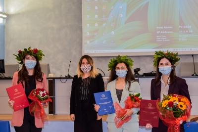 Crema News - Nove infermiere laureate