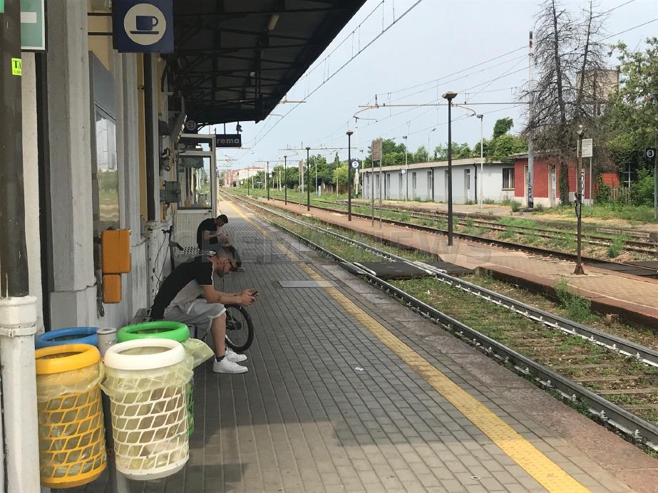 Crema News - Treni in ritardo