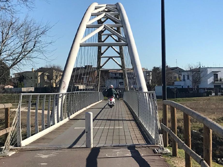 Crema News - Ponte chiuso...