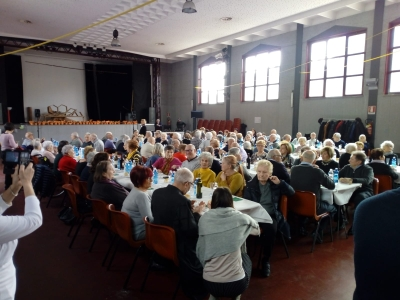 Crema News - Anziani a pranzo