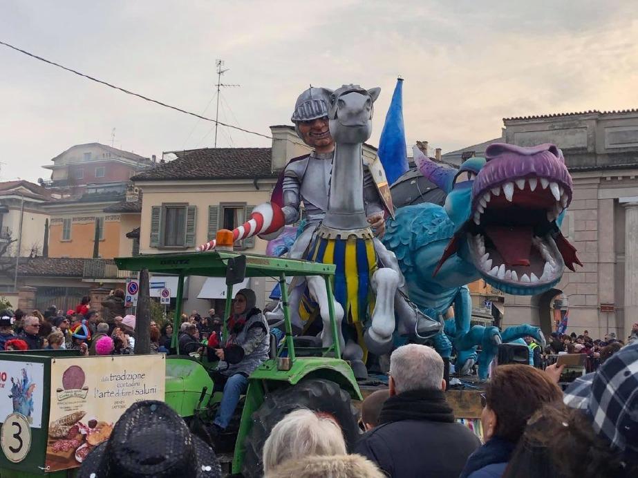 Crema News - Carnevale: boom di presenze