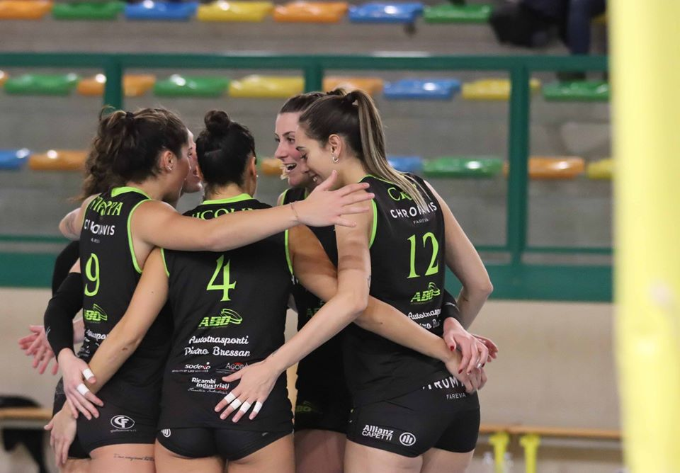 Crema News - Volley, nuove norme