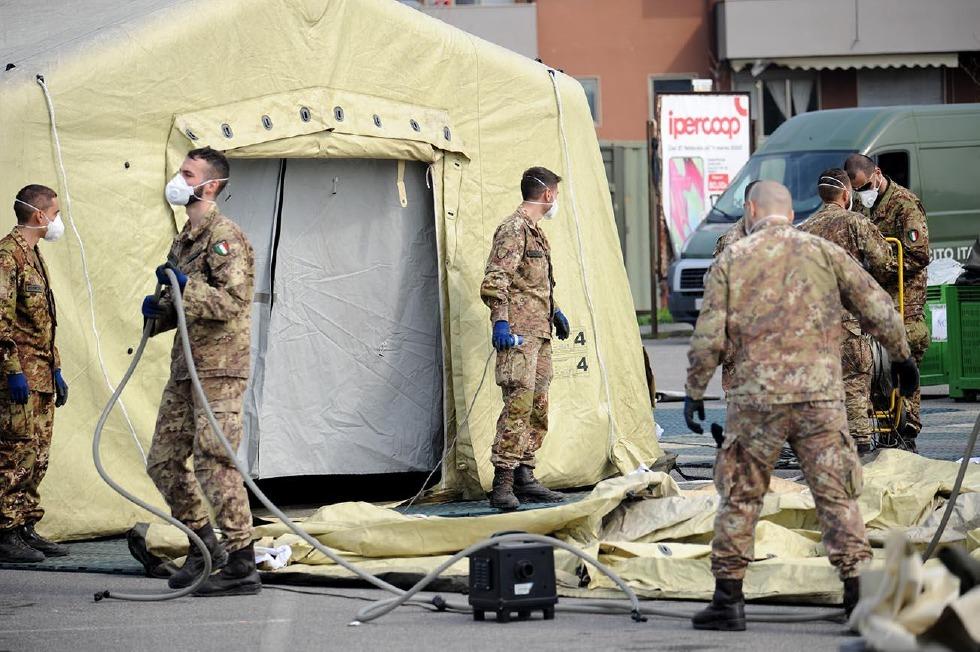 Crema News - Fate intervenire l'esercito