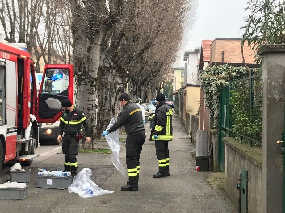 Crema News - Riapre la caserma dei vigili del fuoco