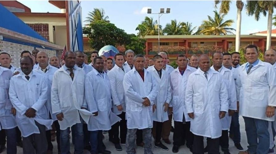 Crema News - Salutiamo i professionisti cubani