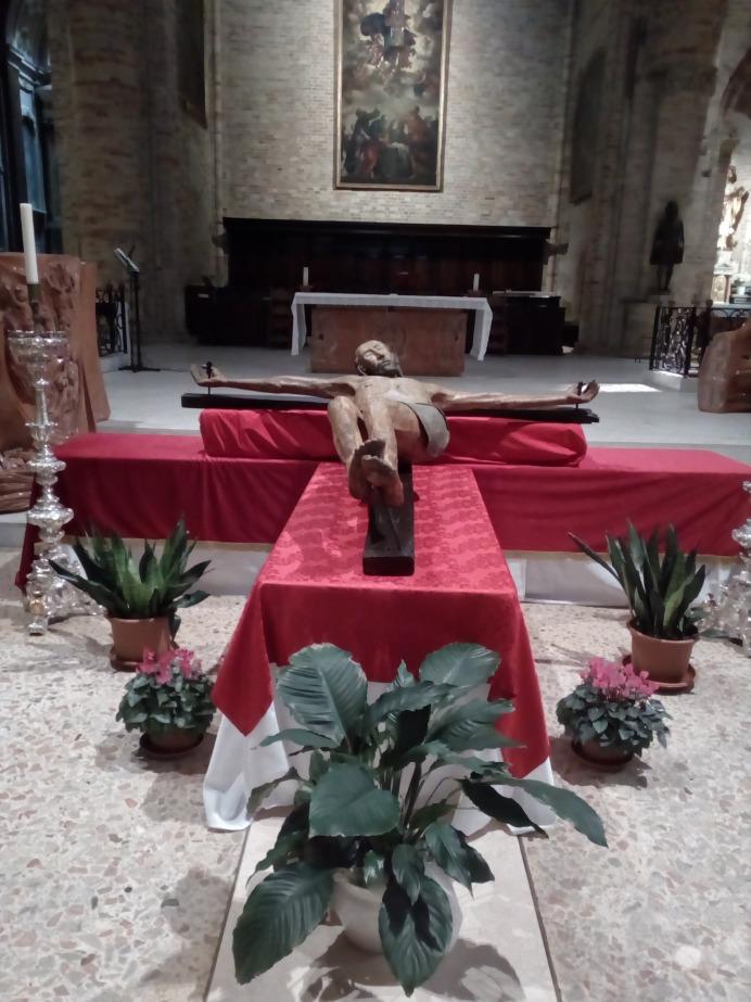 Crema News - Settimana santa con la croce