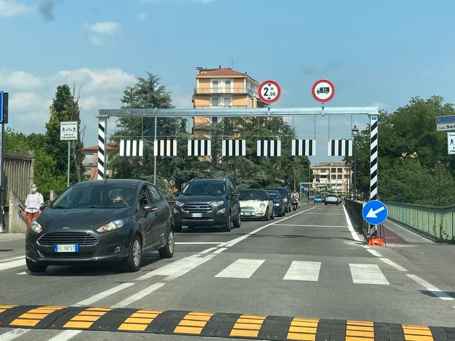 Crema News - Ponte aperto