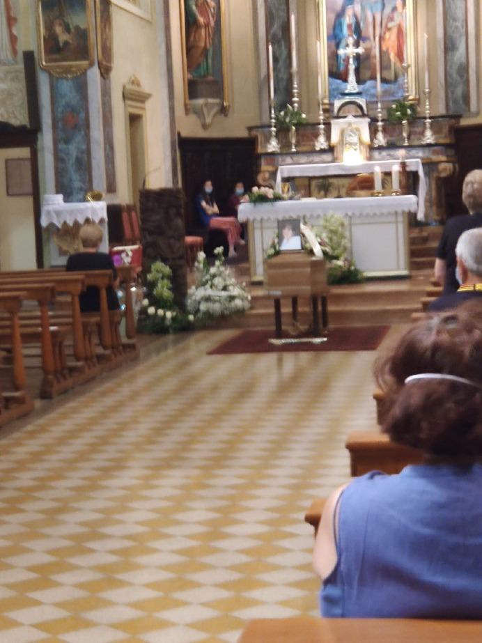 Crema News - Funerali per Morena