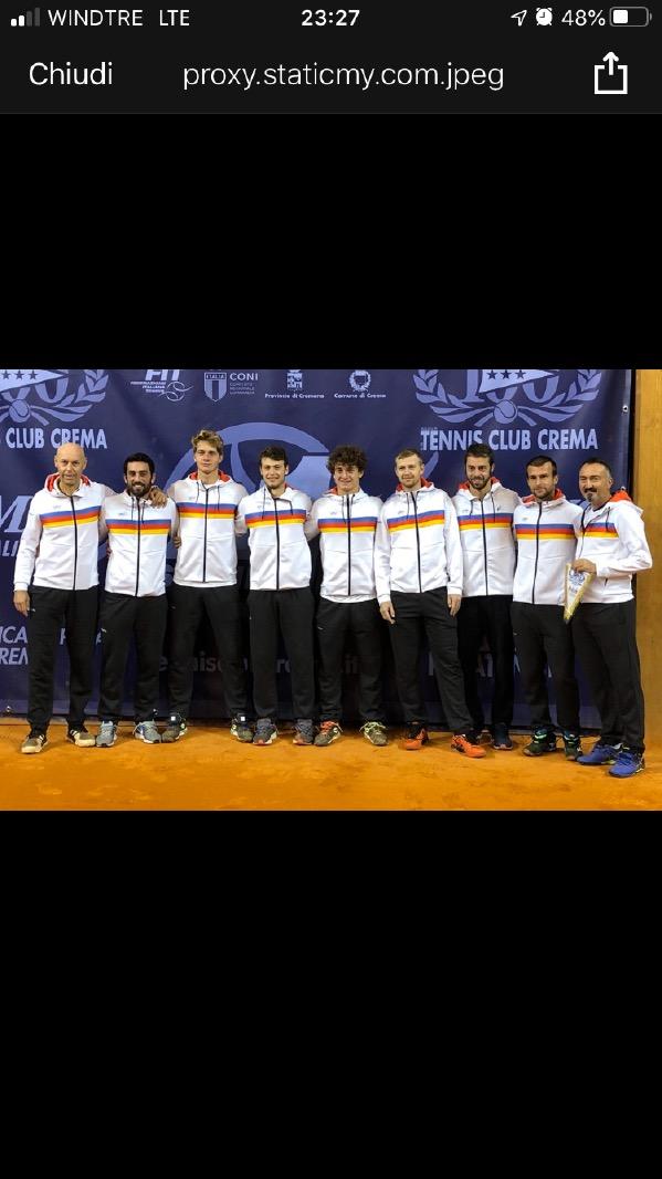 Crema News - Tennis in semifinale