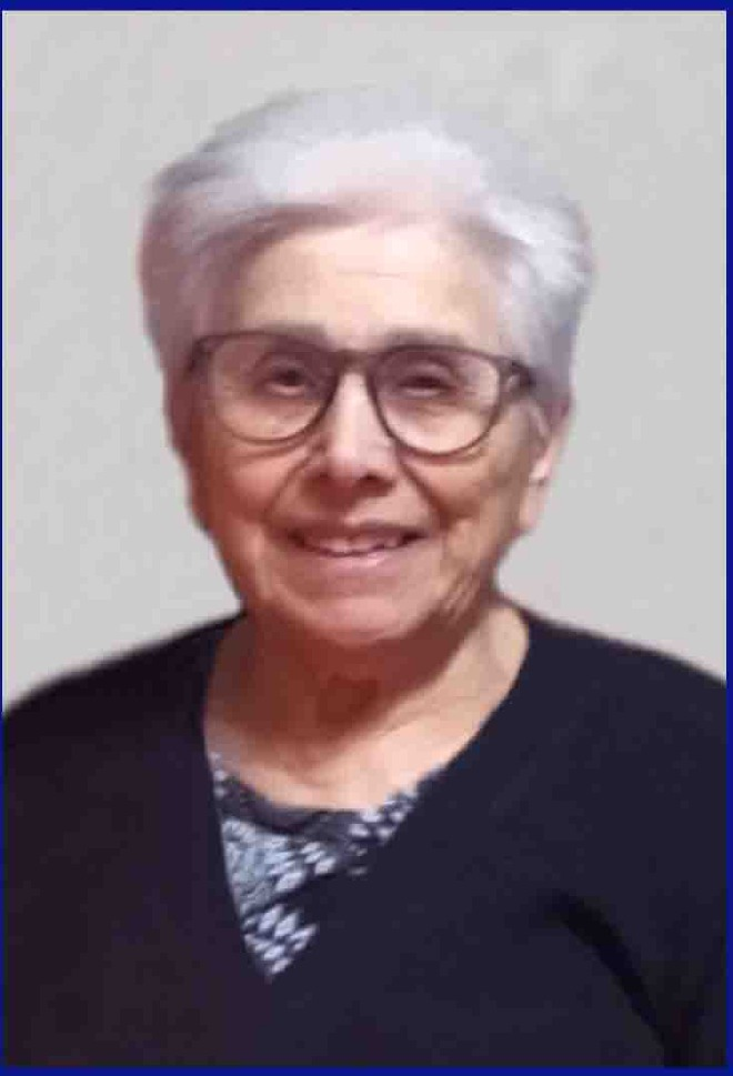 Necrologio di Maria Fizzani  ved. Degli Agosti di anni 80 - Crema News: i necrologi del giorno