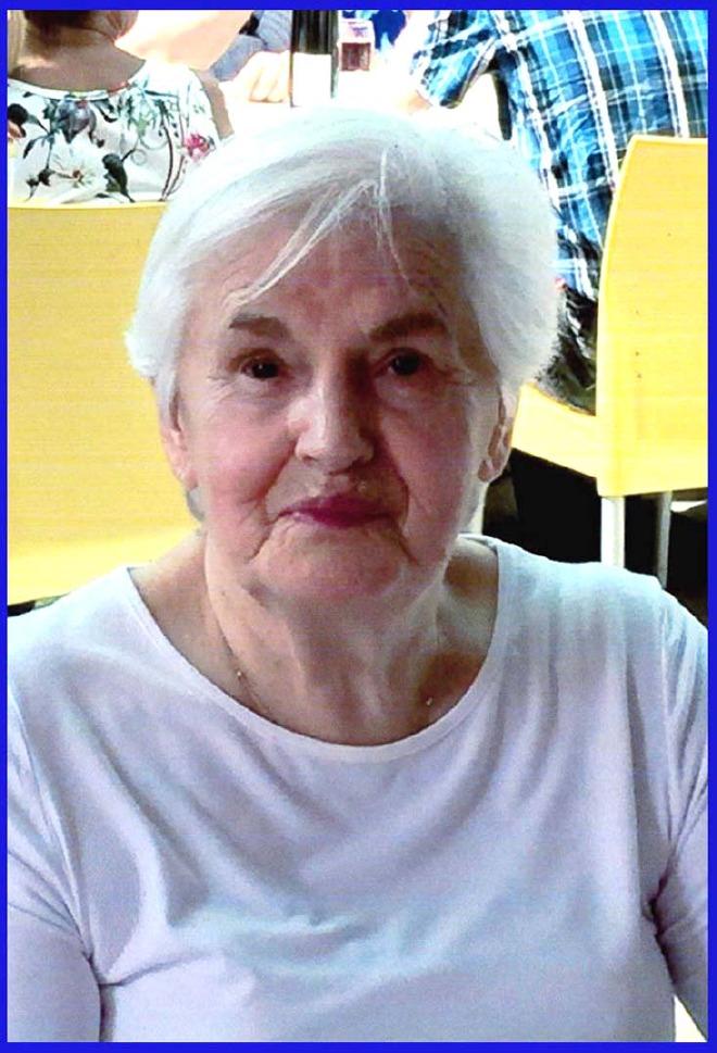 Necrologio di Ines Maria Pasquini ved. Cerioli di anni 80 - Crema News: i necrologi del giorno
