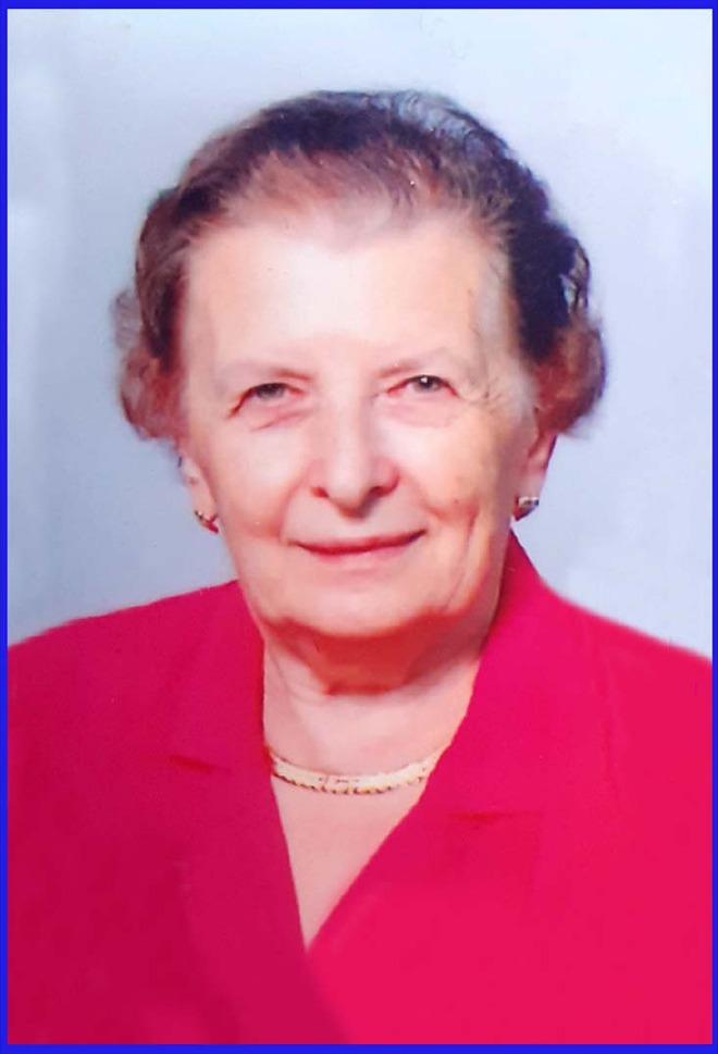 Necrologio di Franca Fiamenghi in Maffezzoni di anni 86 - Crema News: i necrologi del giorno