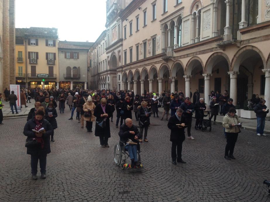 Crema News - Sentinelle in Duomo