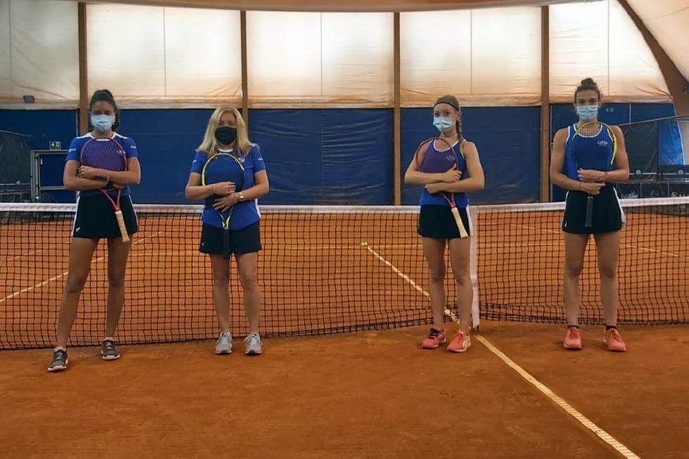Crema News - Vittoria per il tennis rosa