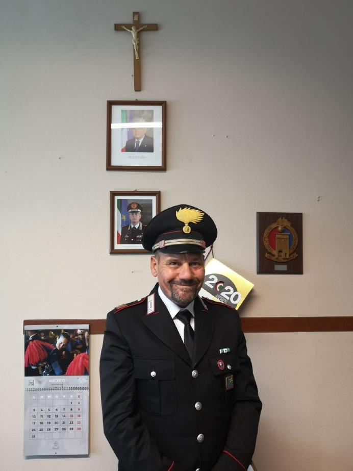 Crema News - Nuovi comandanti dei carabinieri