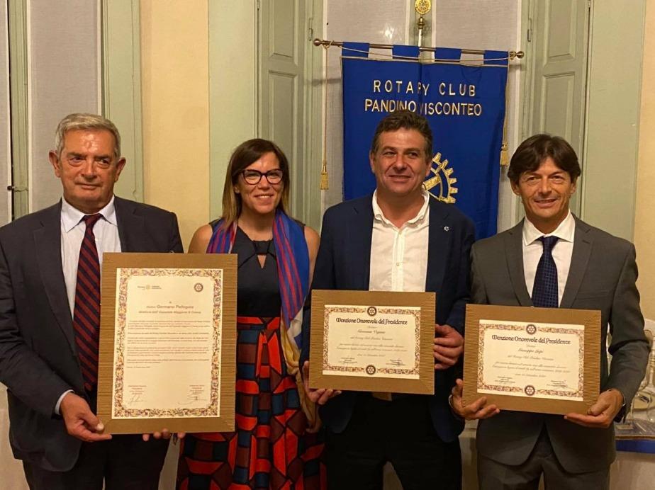 Crema News - Coronavirus al Rotary