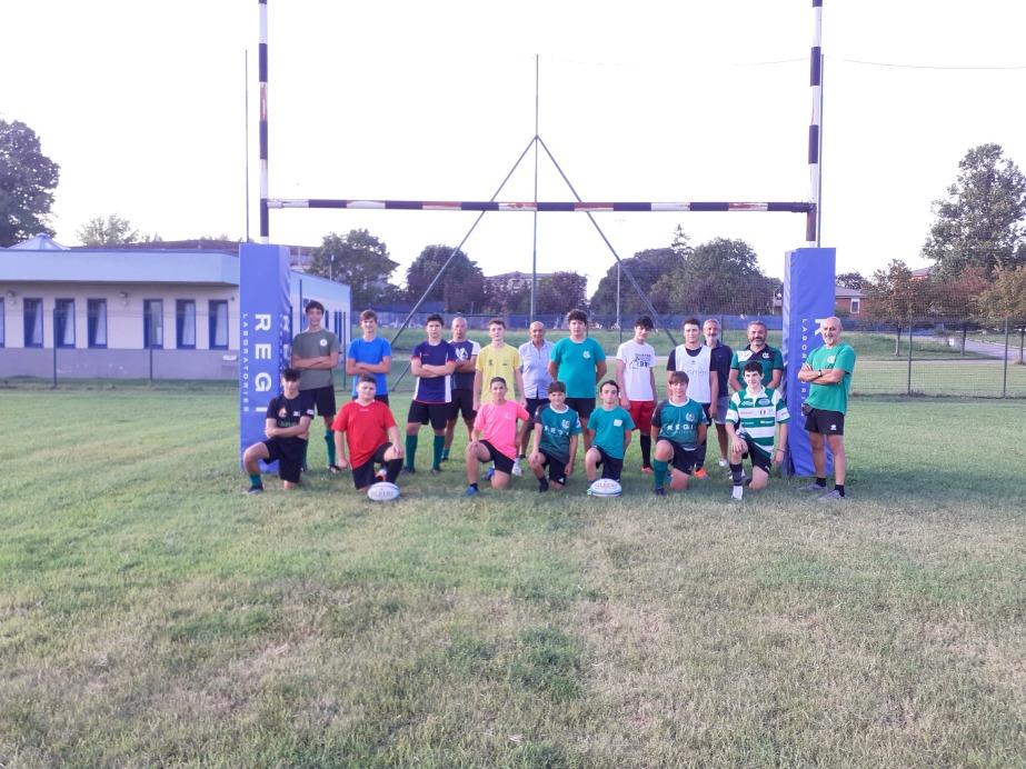 Crema News - Rugby, allenamenti e open day