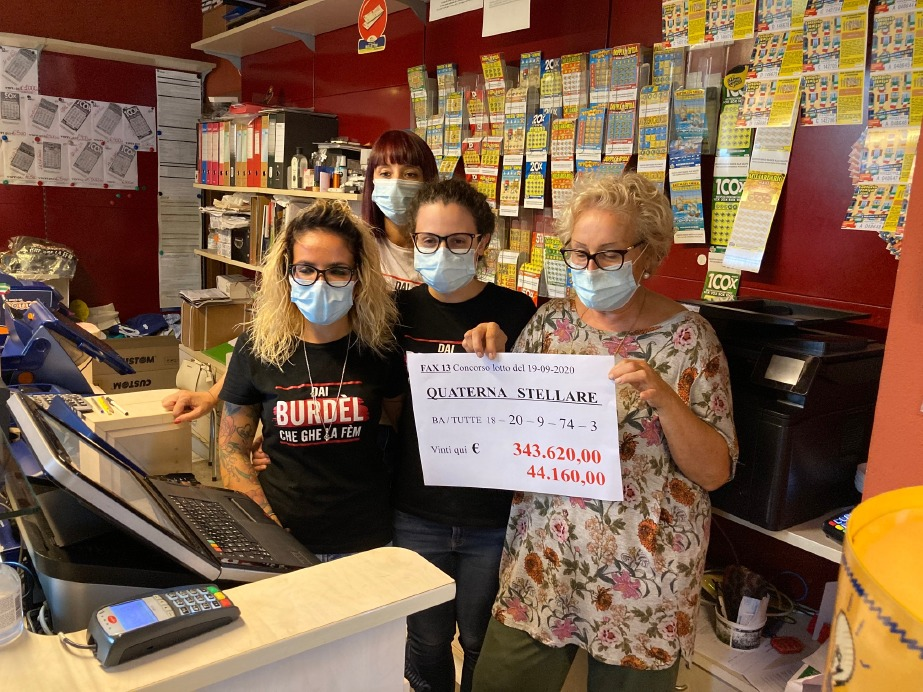 Crema News - Lotto, coppia vince 387mila euro