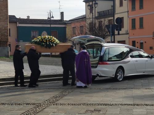 Crema News - Funerali per Weger