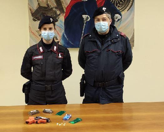 Crema News - Droga e pistola, arrestato marocchino