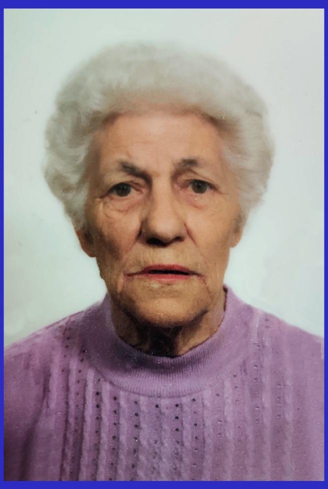 Necrologio di Giovanna Pagliarini ved. Maina di anni 85 - Crema News: i necrologi del giorno