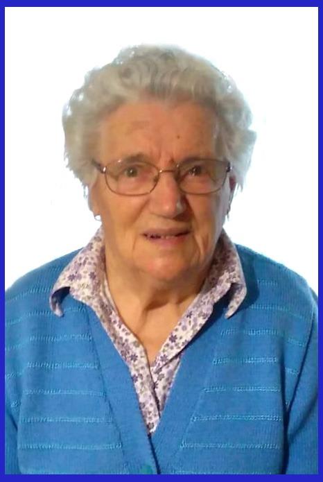 Necrologio di Maria Spoldi in Cresci di anni 89 - Crema News: i necrologi del giorno