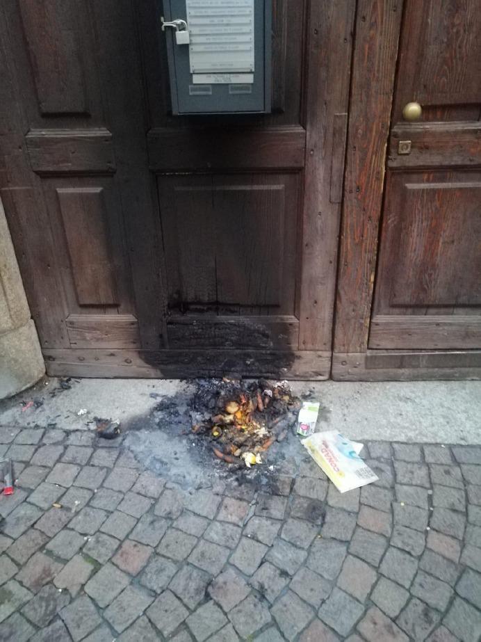 Crema News - Preso l'attentatore