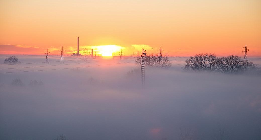 Crema News - Prima la nebbia, poi il sole