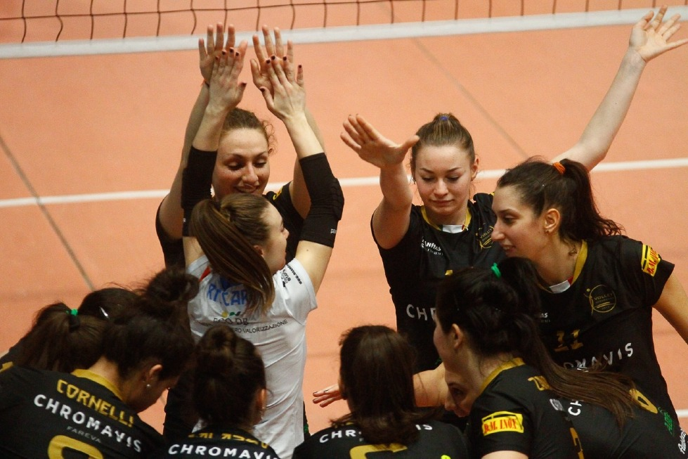 Crema News - Volley, ecco la seconda fase