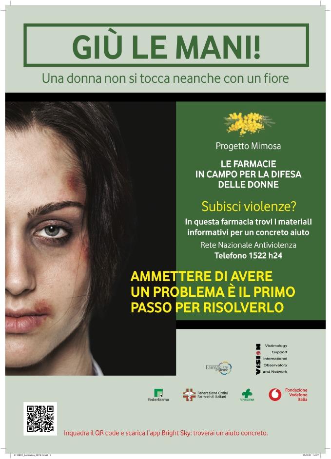 Crema News - Progetto Mimosa in farmacia