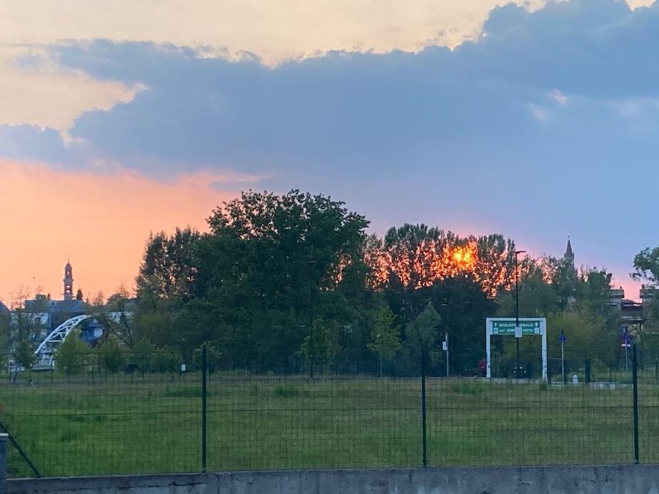 Crema News - Qualche nuvola, molto sole