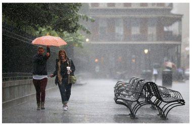 Crema News - Un po' di pioggia