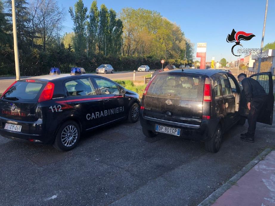Crema News - Trovato su auto rubata
