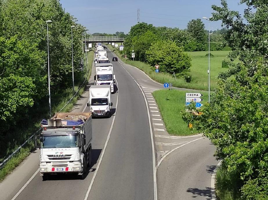 Crema News - Traffico in tilt