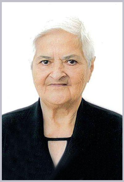 Necrologio di Carmela Bulzomì ved. Sorbara di anni 86 - Crema News: i necrologi del giorno
