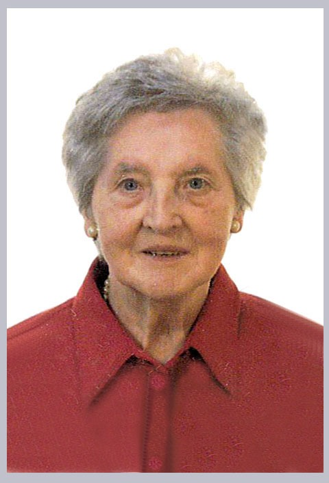 Necrologio di Augusta (Agostina) Locatelli  ved. Brignoli di anni 85 - Crema News: i necrologi del giorno