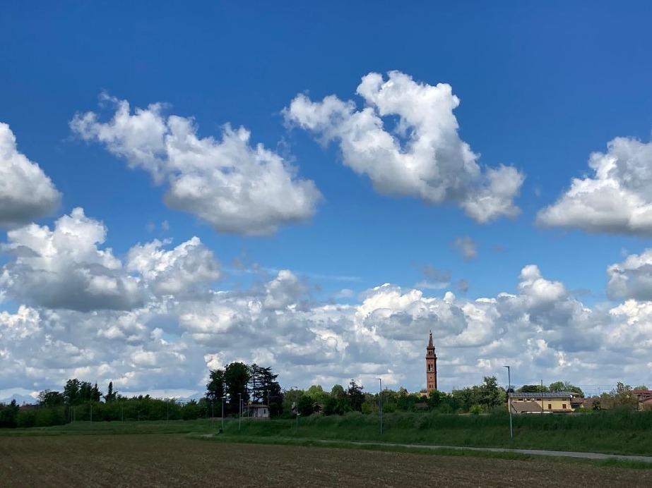 Crema News - Molto sole, qualche nuvola