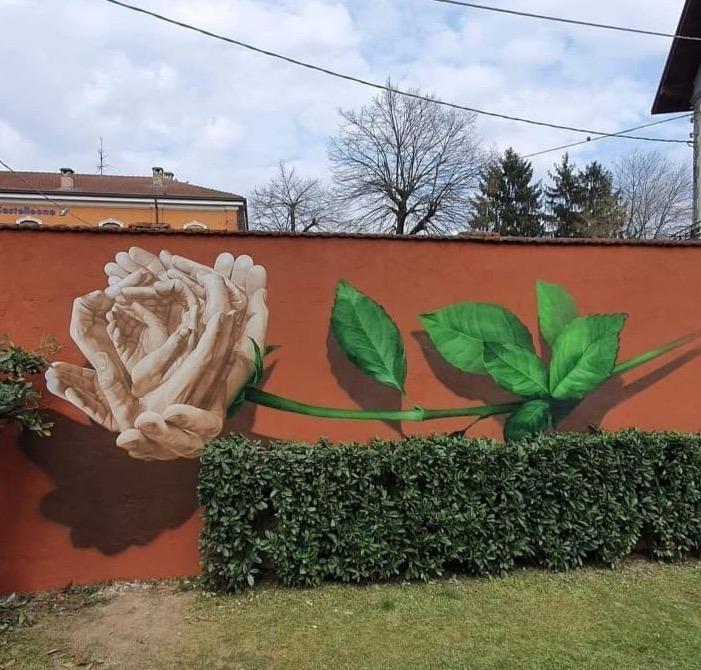 Crema News - Murale, splendido