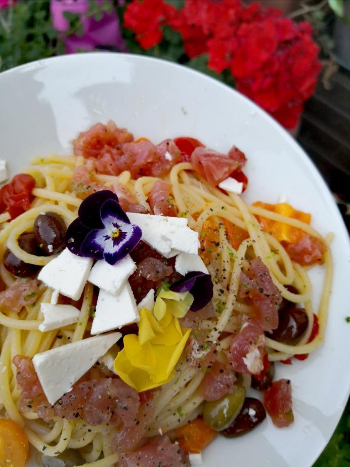 Crema News - Spaghetto al tonno