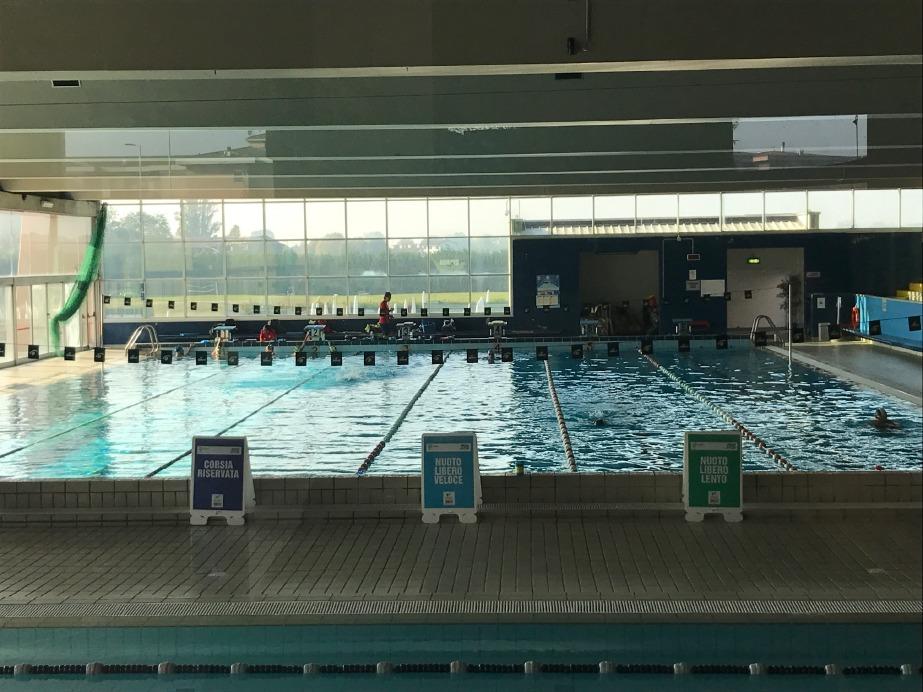 Crema News - Ancora sulla piscina