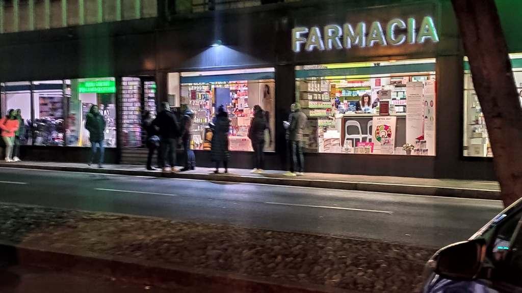 Crema News - Niente farmacie di notte, interrogazione