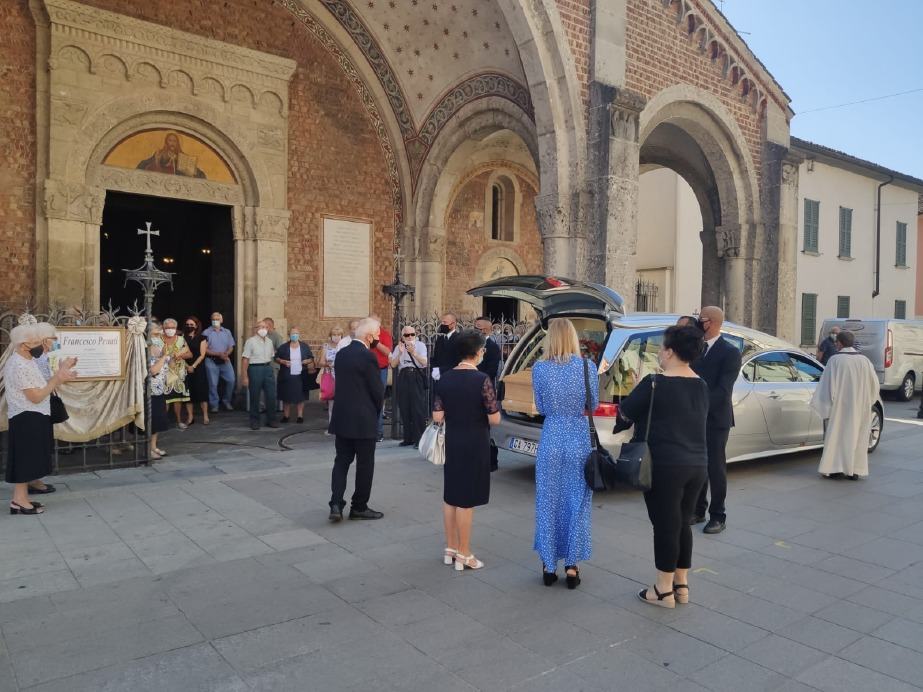 Crema News - Ultimo saluto a Penati